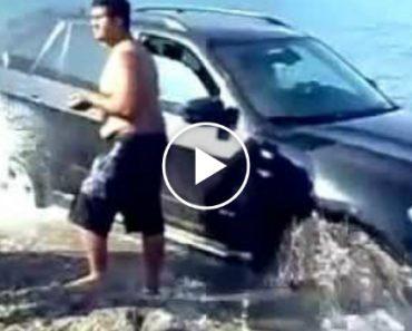 Vai Levar o Seu BMW X5 Para a Praia?? Pense Bem... 9
