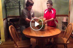 Crianças Aprendem Porque Certas Experiências Não Devem Ser Feitas Dentro De Casa 10