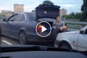 Como Se Reboca Um Carro Na Rússia 10