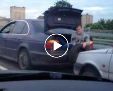 Como Se Reboca Um Carro Na Rússia 7