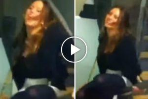 Mulher Descobre Da Pior Maneira Porque é Que Se Deve Descer As Escadas Pelos Degraus! 10