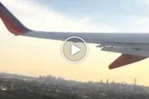 Drone Embate Em Avião Em Pleno Voo e Parte Uma Das Asas Da Aeronave 10