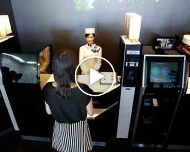 Conheça o Primeiro Hotel No Mundo Totalmente Gerido Por Robôs 3