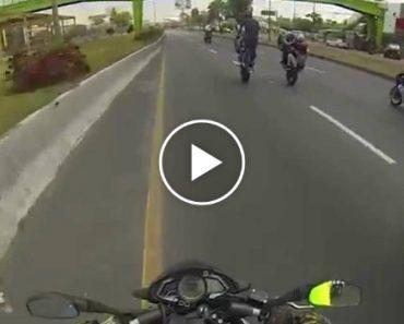 O Dia Em Que Tudo Corre Mal Para Este Grupo De Motociclistas 4