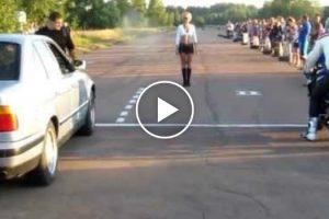 Motociclista Participa Em Corrida e Passa a Maior Vergonha 10