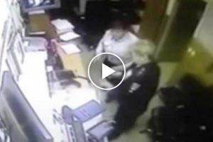 Ladrão Desesperado Consegue Escapar à Polícia Mas Deixa Algo Importante Para Trás 9