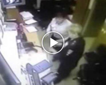 Ladrão Desesperado Consegue Escapar à Polícia Mas Deixa Algo Importante Para Trás 3