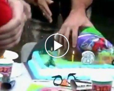 Festa De Aniversário Fica Descontrolada Depois Da Criancice Que o Tio Fez Ao Sobrinho 1