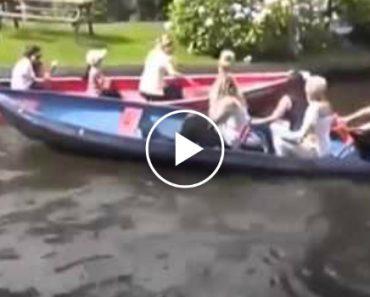 O Mais Desastroso Passeio De Barco De Sempre 3