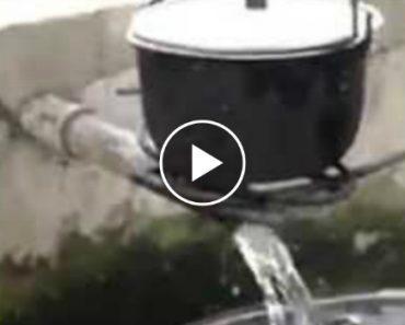 Uma Canalização Que Fornece Água e Fogo Ao Mesmo Tempo? Sim é Possível 8
