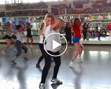 Grávida De 7 Meses, Esta Futura Mãe Continua a Dançar Hip-Hop Com a Mesma Energia 9