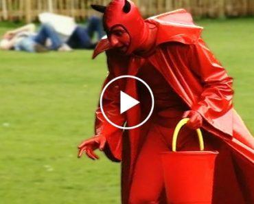 O Que Acontece Quando o Diabo Está à Solta 6