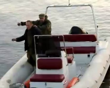 Russos Descobrem Porque Os Pescadores Não Usam Granadas Para Pescar 6
