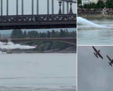 Exibição Aérea Quase Termina Em Acidente Ao Tentar Bater Recorde Do Guinness 1