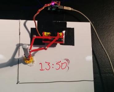 O Que Constrói Um Engenheiro Quando Precisa De Um Relógio? 1