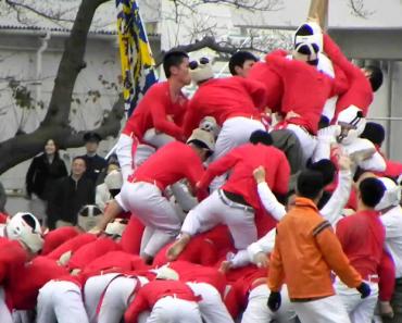 Este é o Desporto Japonês Mais Louco e Perigoso De Todos 6