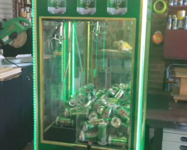 Amante De Cerveja Transforma Máquina Infantil Em Acessório Masculino Perfeito 4