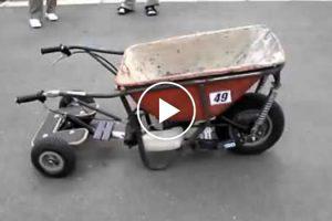 O Carrinho De Mão Motorizado Que Todos Os Trabalhadores Da Construção Civil Gostavam De Ter 25