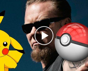 Como Seria a Canção Do Pokemon Se Fosse Cantada Pelos Metallica 1