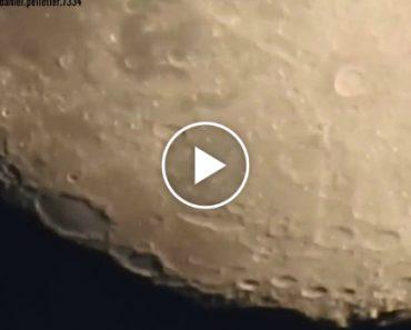 O Zoom Desta Máquina é Tão Potente Que Consegue Alcançar Cada Detalhe Da Lua 5