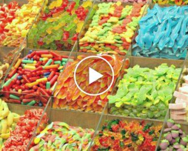 Se Gosta De Gomas e Gelatina é Melhor Não Ver Este Vídeo 2