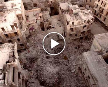 Imagens Devastadoras Mostram Como Ficou a Cidade De Aleppo, Após 5 Anos De Guerra 4