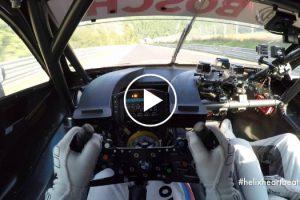 Este Vídeo Do Piloto Augusto Farfus Ao Volante Do Seu BMW M4 é Simplesmente De Arrepiar 10