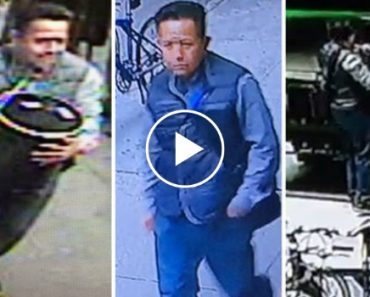 Homem Descaradamente Rouba Pote Com 1,6 Milhões Dólares Em Ouro Do Interior De Um Carro Blindado 5