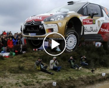 Os Mais Loucos Momentos Do WRC Em 2016 2
