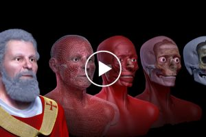 Cientistas Recriaram a Cara De São Valentim Em 3D 10