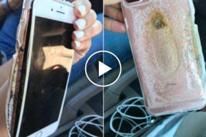 Apple Investiga Vídeo De Um iPhone 7 Plus Que Derreteu 9