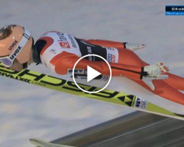 Esquiador Bate Todos Os Recordes Ao Fazer Salto De 253,5 Metros 2