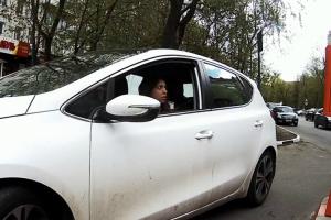 Um Esquecimento Fez Com Que Condutora Quase Ficasse Sem Carro 9