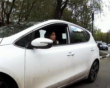 Um Esquecimento Fez Com Que Condutora Quase Ficasse Sem Carro 2
