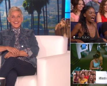 """Apresentadora Ellen DeGeneres """"Humilha"""" Mulher Que Foi Apanhada a Roubar Na Loja Do Seu Programa 4"""