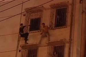 Polícia Corajoso Impede Suicídio 10