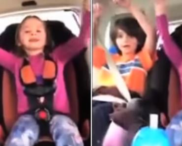 Tiveram Acidente Porque a Mãe Quis Filmar Os Filhos Enquanto Conduzia 8