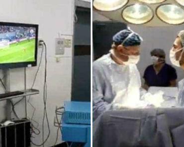 Médicos Interromperam Cirurgia Para Assistirem... Aos Penáltis Do Portugal-Chile 2