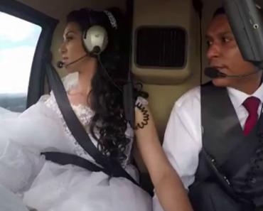 Vídeo Mostra Por Dentro a Queda De Helicóptero Que Matou Noiva 6