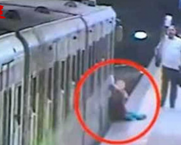 Mulher Fica Presa Nas Portas Do Metro Em Roma, e Foi Arrastada Vários Metros 9