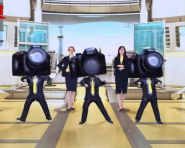 Nikon Celebra Centenário Com Um Vídeo No Mínimo… Estranho 4