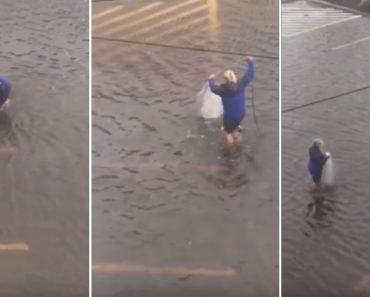 Homem Resolve Ir à Pesca... Num Parque De Estacionamento 4