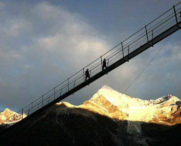 Maior Ponte Pedestre Do Mundo Abriu Ao Público Na Suiça 4