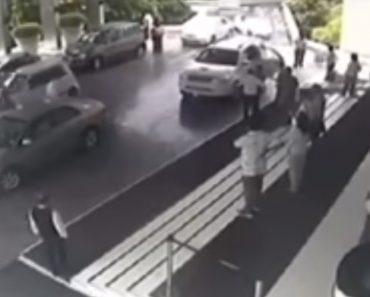 Empregado De Hotel Destrói Lamborghini Gallardo De Cliente 7