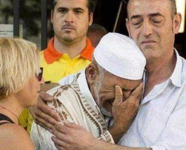 Pais De Menino Morto Nas Ramblas Abraçam Imã Em Momento Cortante 1
