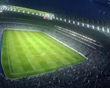 Inédito: Novo Estádio Do Tottenham Terá Dois Relvados, Um Deles Retrátil 9
