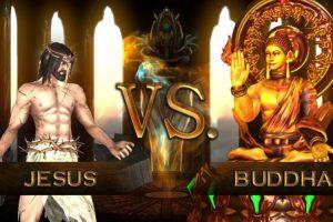 Polémico Jogo De Luta Coloca Deuses De Diversas Religiões Em Combate, Incluindo Buda e Jesus Cristo 10