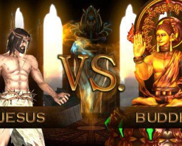 Polémico Jogo De Luta Coloca Deuses De Diversas Religiões Em Combate, Incluindo Buda e Jesus Cristo 2