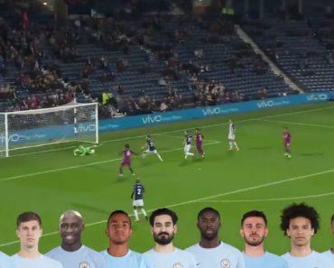 Após 145 Segundos e 52 Passes, o City Marcou Um Brilhante Golo Que é Um Hino Ao Futebol 5