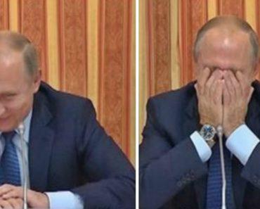 Putin Ri à Gargalhada e Corrige Ministro Da Agricultura Que Propôs Exportar Carne De Porco Para a Indonésia 5